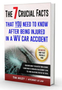 West Virginia Car Accident Lawyer Book