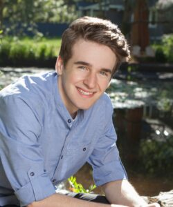 Tyler Zangaglia, winner of the 2020 Miley Legal Group Pay it Forward Scholarship