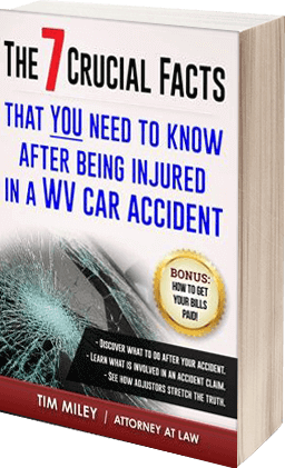 Things to Know After Being Injured in a Car Accident in West Virginia Book