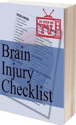 Traumatic Brain Injury Checklist Book
